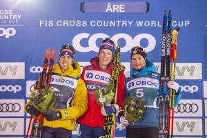 FIS world cup cross-country, individual sprint, Are (SWE)