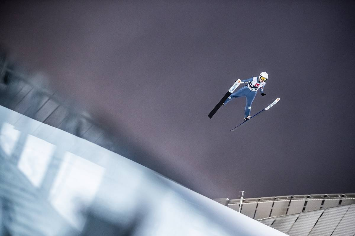 FIS world cup ski jumping ladies, individual HS134, Oslo (NOR)