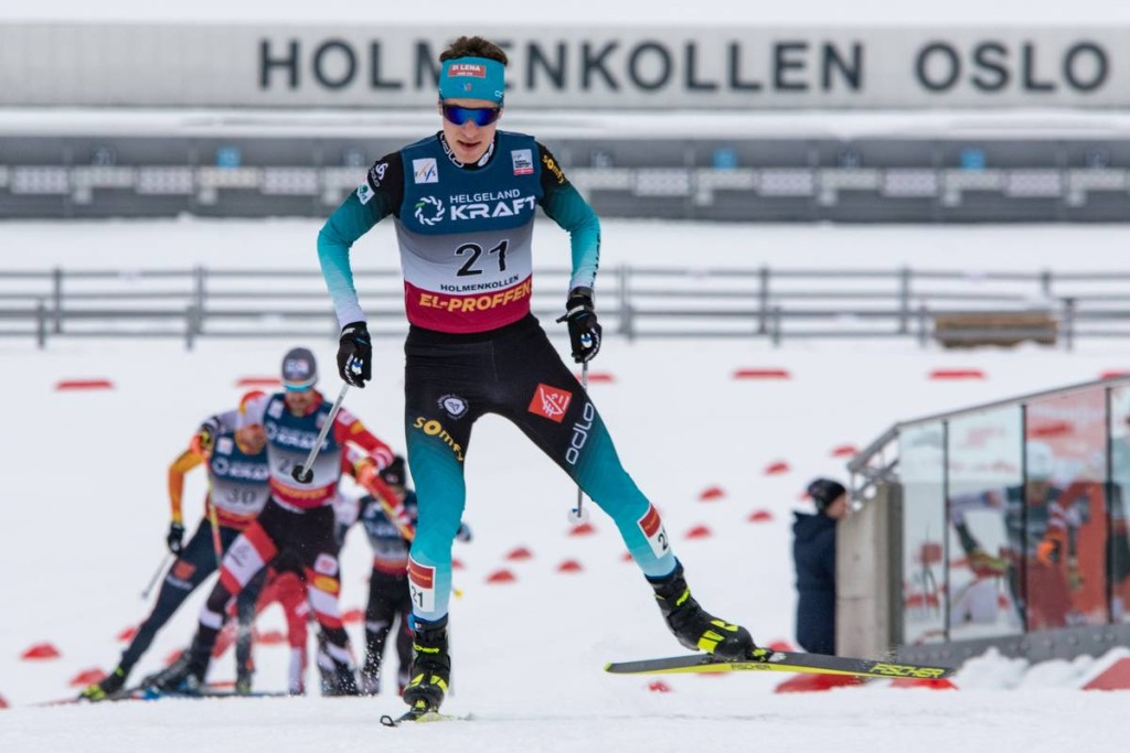 FIS world cup nordic combined, individual gundersen HS134/10km, Oslo (NOR)