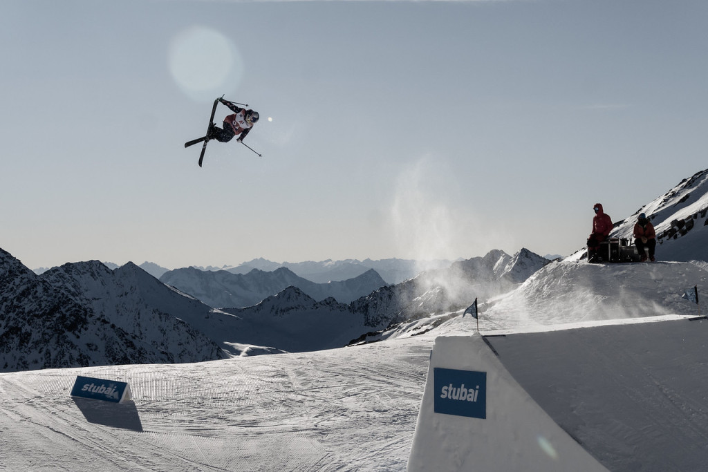 FIS Freeski World Cup - Stubai AUT - slopestyle