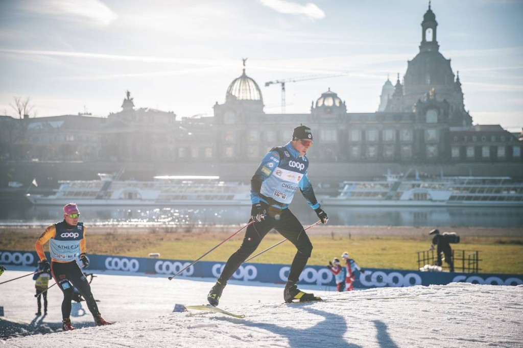 FIS world cup cross-country, training, Dresden (GER)