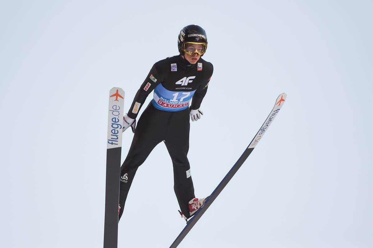 FIS world cup ski jumping, four hills tournament,Training and qualification, Bischofshofen (AUT)