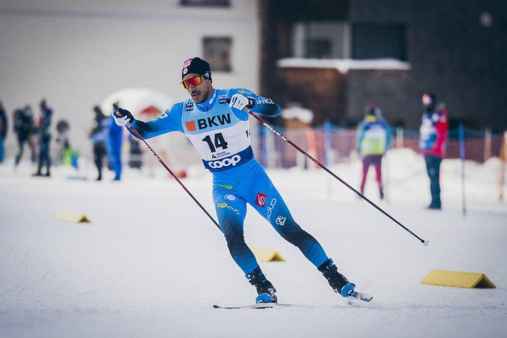 FIS world cup cross-country, individual sprint, Davos (SUI)
