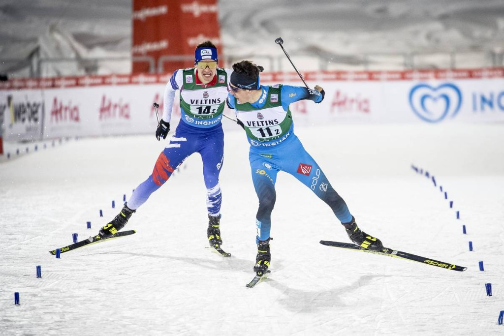 FIS world cup nordic combined men, team sprint HS130/2x7.5km, Lahti (FIN)