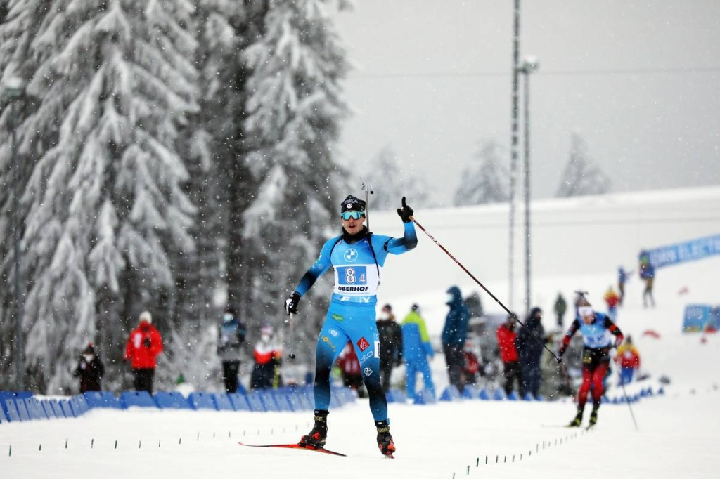 IBU World Cup Biathlon, relay men, Oberhof (GER)