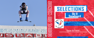 Selection Ski et Snowboard