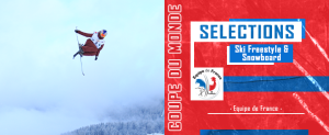 Selection Ski Freestyle & Snowboard tess ledeux